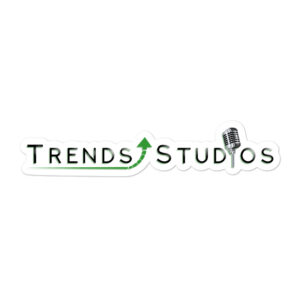 TRENDS Studios Sticker