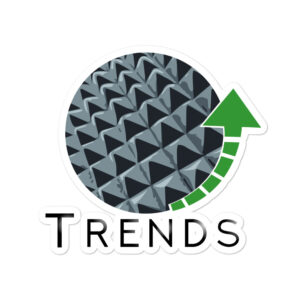 TRENDS Sticker
