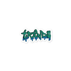 Graffiti Drip Sticker